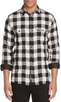 Rag & Bone Jack Buffalo Check Classic Fit Button-Down Shirt
