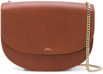 A.P.C. Zurich saddle bag