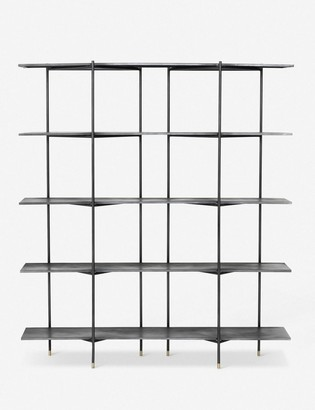 Lulu & Georgia Ceil Bookcase, Iron
