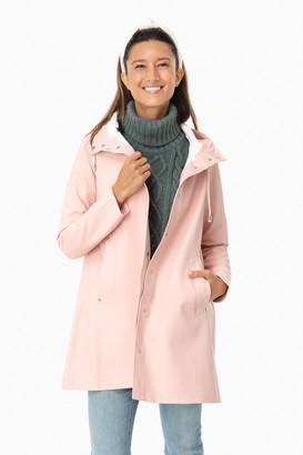 Stutterheim Pale Pink Mosebacke Raincoat