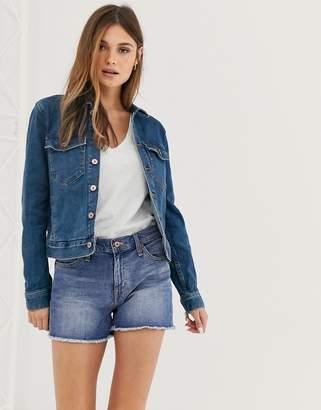 J.Crew Mercantile denim jacket-Blue