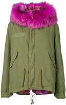 Mr & Mrs Italy Carry Over parka coat