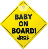 Baby on Board Sign - Set of Two