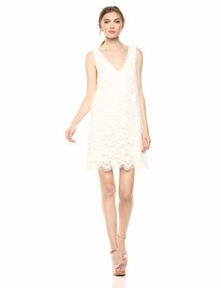 BB Dakota Junior's Lost in lace Shift Dress