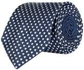Eton Heart Print Tie
