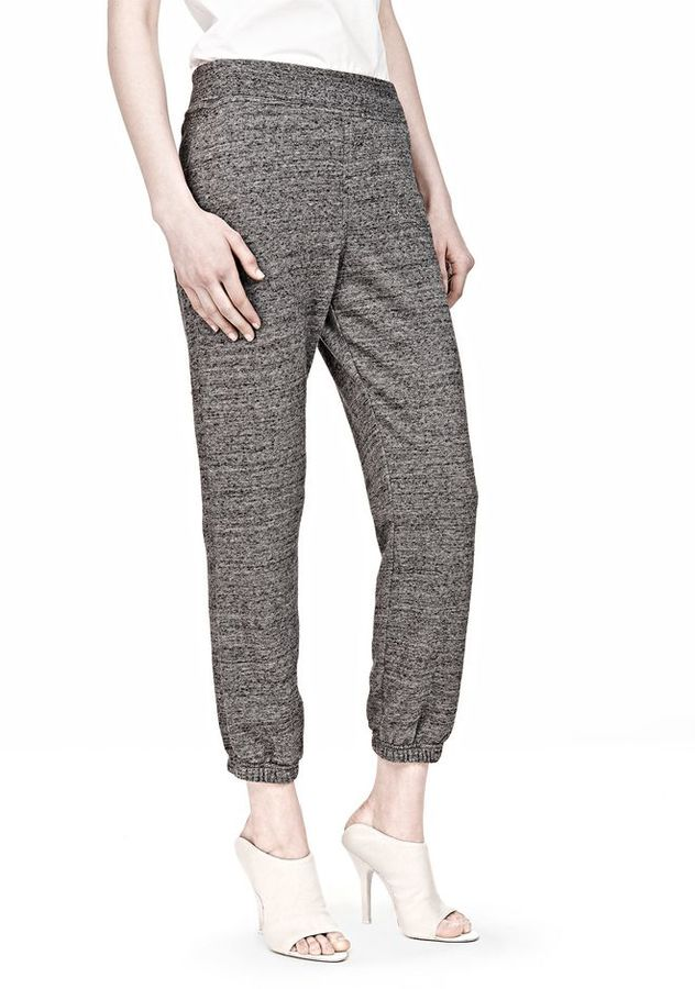 Alexander Wang French Terry Sweatpants