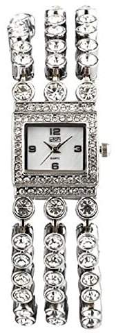 Eton Womens Analogue Classic Quartz Watch with None Strap 3060L-CL