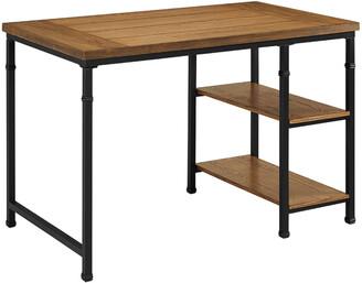 Linon Bryant 2 Shelf Desk