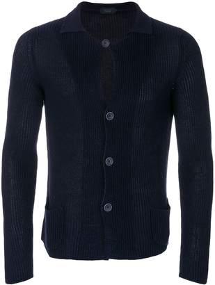 Zanone buttoned cardigan