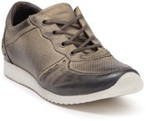 ROAN Marin Perforated Leather Sneaker