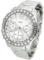 GUESS GUESS? Women's U0016L1 Stainless-Steel Quartz Watch with Dial
