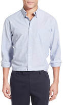Billy Reid Walland Standard Fit Dobby Sport Shirt