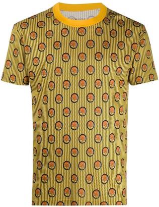 Viktor & Rolf x Calida tree-print pyjama top