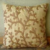Luxury Gold Throw Pillows Cover