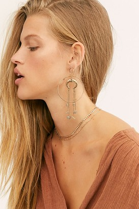Free People Mystic Hoop Earrings