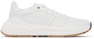Bottega Veneta Speedster Leather Trainers - White
