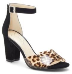 Jessica Simpson Sherron Block Heel Sandals Women's Shoes