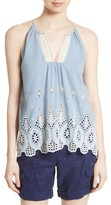 Joie Women's Josepe Cotton Halter Top