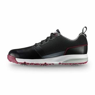 Foot Joy FootJoy Men's ContourFIT-Previous Season Style Golf Shoes Black 8 M US