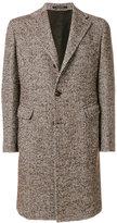 Tagliatore tailored buttoned coat
