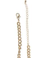 Arden B Double Row Stone Necklace