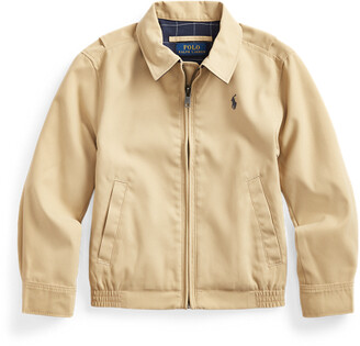 Ralph Lauren Water-Resistant Twill Jacket