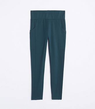 LOFT Lou & Grey Pocket Ponte Leggings