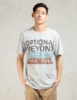 Henrik Vibskov Grey S/S Optional Print T-Shirt