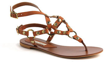 Twelfth St. By Cynthia Vincent Francisca Ring Rivet Sandals