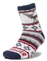 Eddie Bauer Fireside Fair Isle Lounge Socks