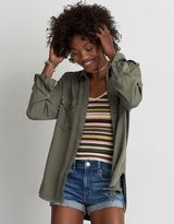 American Eagle Outfitters AE Utility Shirt