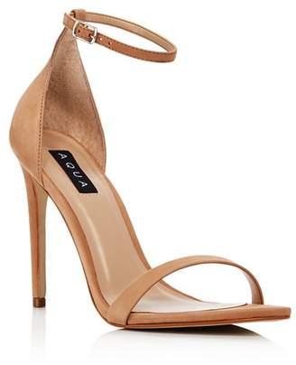 Aqua Women's Siri High-Heel Sandals - 100% Exclusive