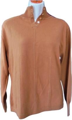 Georges Rech Camel Wool Knitwear