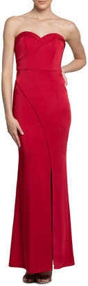 B by Bariano Eloise Panelled Maxi