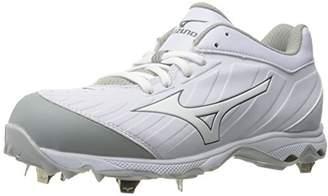 White Mizuno Softball Cleats   Shop the