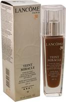 Lancôme Women's 1Oz t12 Ambre Teint Miracle Bare Skin Foundation Natural Light Creator Spf 15