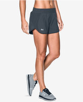Under Armour Launch Printed Tulip Shorts