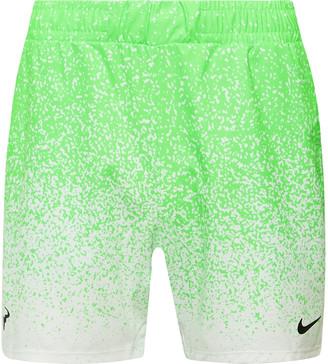 Nike Tennis Nikecourt Rafa Slim-Fit Printed Dri-Fit Tennis Shorts