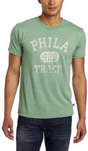 Blue Marlin Men's Phila Track Tee