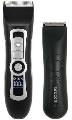 Sebastian Brocchi Brocchi Waterproof Body Hair Trimmer + Grooming And Trimming Tool