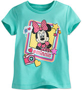 Disney Minnie Mouse Selfie Tee for Girls