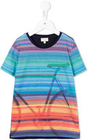 Paul Smith bicycle print T-shirt - kids - Cotton - 3 yrs