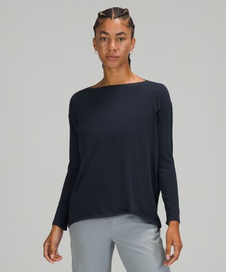 Lululemon Back In Action Long Sleeve