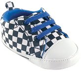 Luvable Friends Boy's Print Canvas Sneaker Casual Sneaker