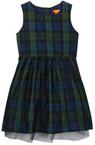 Joe Fresh Taffeta Plaid Dress (Toddler & Little Girls)