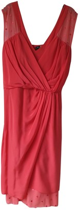 Paul Smith Red Silk Dresses
