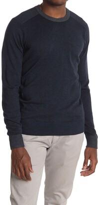 Raffi Crew Neck Long Sleeve Sweater