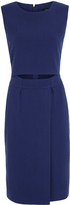 Oxford Reeda Sleeveless Dress Blue X