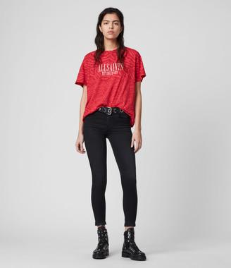 AllSaints Remix Bennie T-Shirt