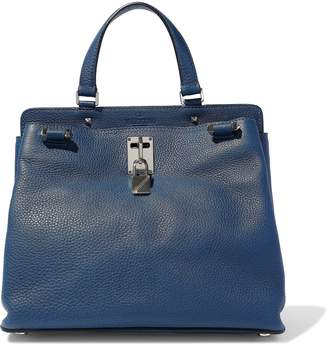 Valentino Garavani Joylock Pebbled-leather Shoulder Bag